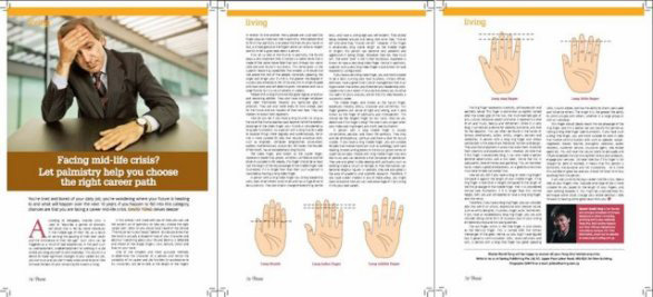 Let Palmistry help you choose the right career path